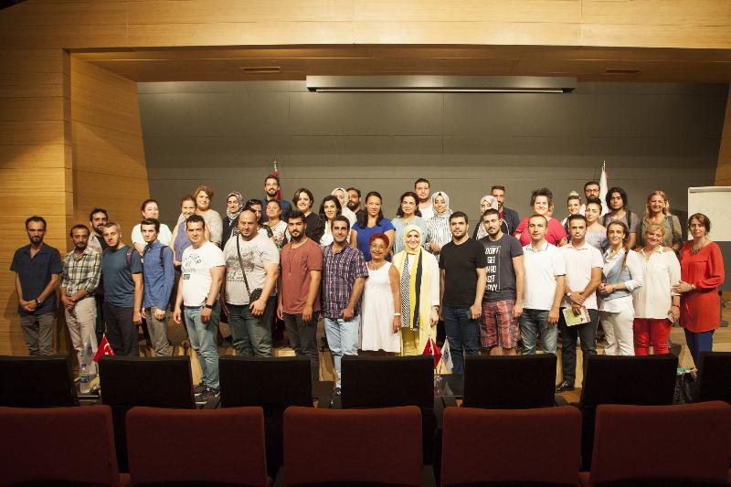 Üsküdar Üniversitesi ve KOSGEB,  genç girişimcileri güçlendiriyor