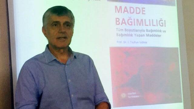 """Prof. Dr. Tayfun Uzbay; """"Bağımlılık ahlaki bir sorun değil, hastalıktır"""" 2"""