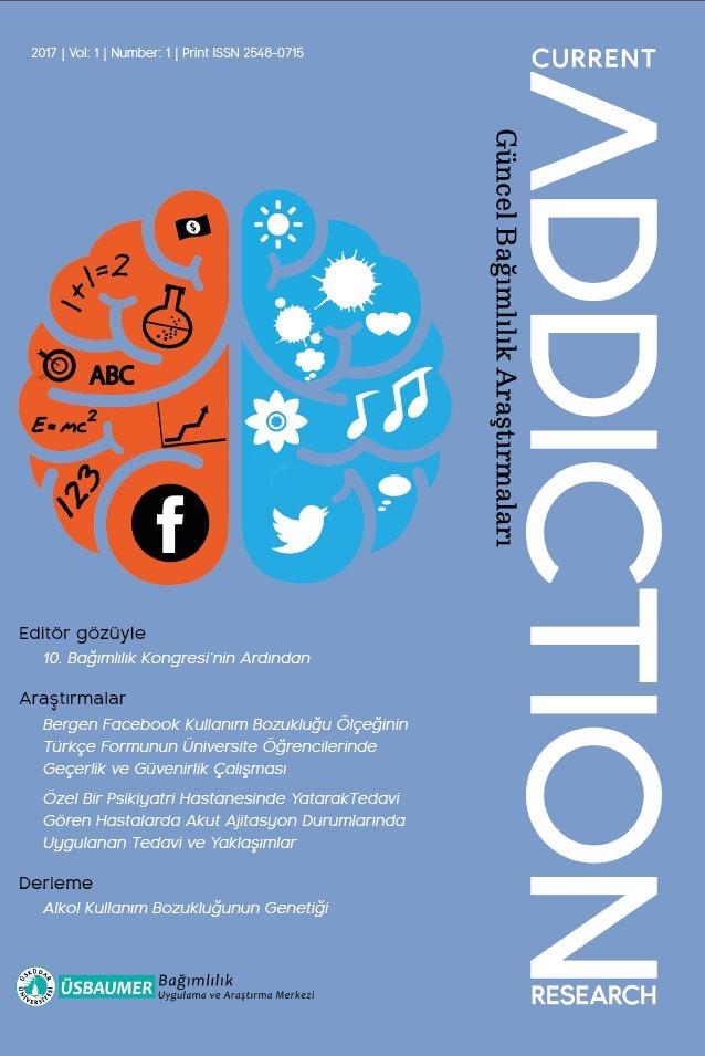 Üsküdar Üniversitesinden Bağımlılık Dergisi