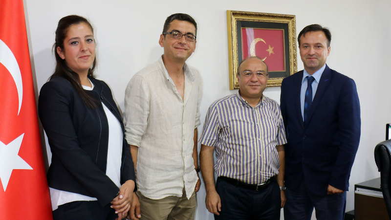 Eskişehir'den Üsküdar'a önemli ziyaret 2