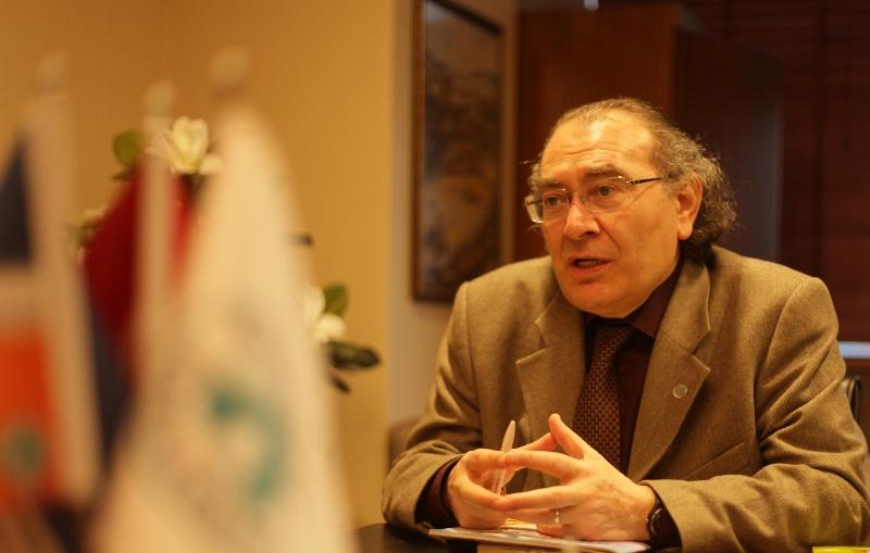 """Prof. Dr. Nevzat Tarhan; """"Türklerin çoğu evrime inanmıyor"""""""