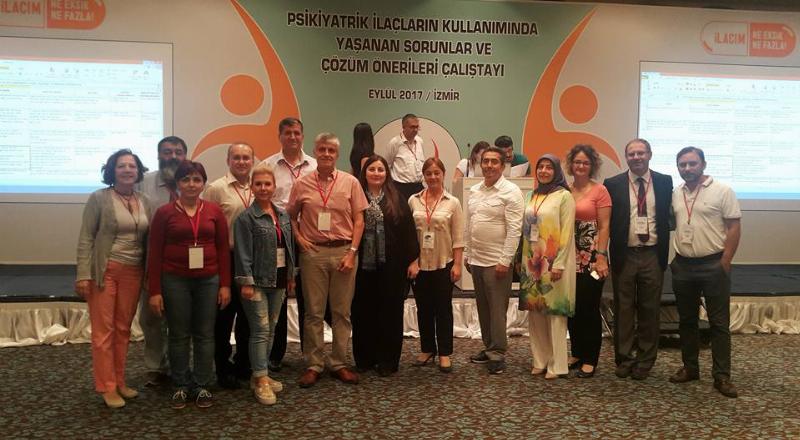 Prof. Dr. Tayfun Uzbay Sağlık Bakanlığı'nın çalıştayına katıldı 2