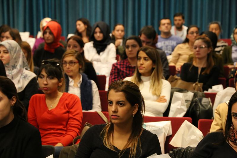Üsküdar Üniversitesi NPİSTANBUL Beyin Hastanesinden rehber öğretmenlere özel seminer 2