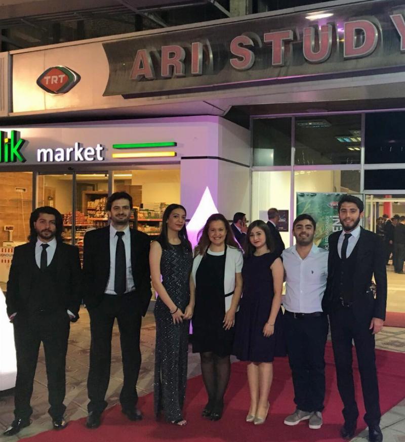 Üsküdar Üniversitesi'nin genç iletişimcilerine TRT'den birincilik ödülü