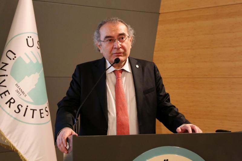"""Merhum Hocamız Prof. Dr. Tuncel Özden'i """"bilimle"""" andık 2"""