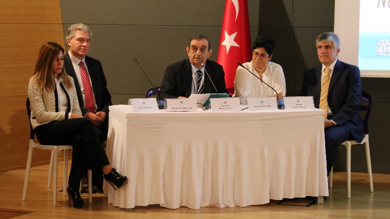 """Merhum Hocamız Prof. Dr. Tuncel Özden'i """"bilimle"""" andık 6"""