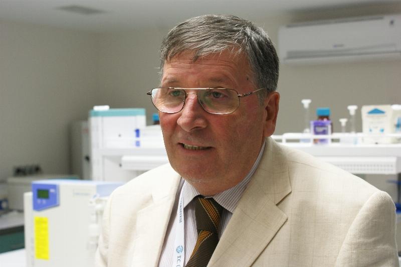 """Merhum Hocamız Prof. Dr. Tuncel Özden'i """"bilimle"""" andık 7"""