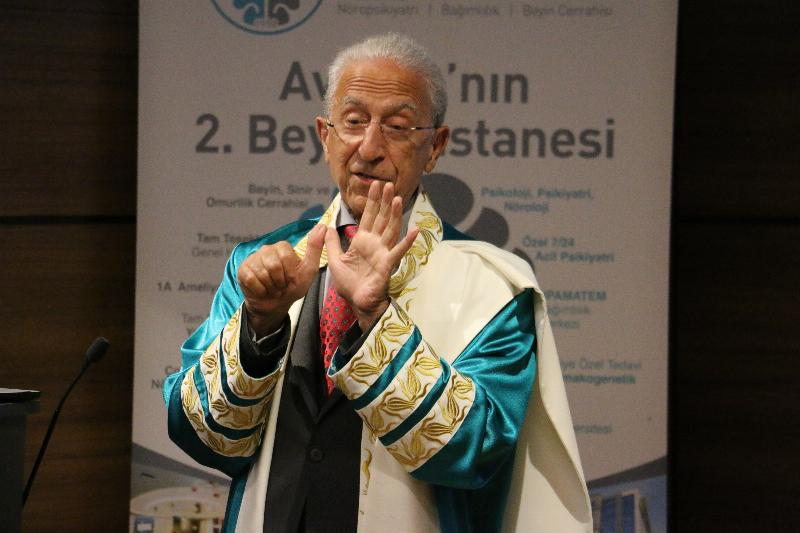 Üsküdar University's Honorary Doctorate Ceremony to World-Famous Neurosurgeon Prof. Madjid Samii 3