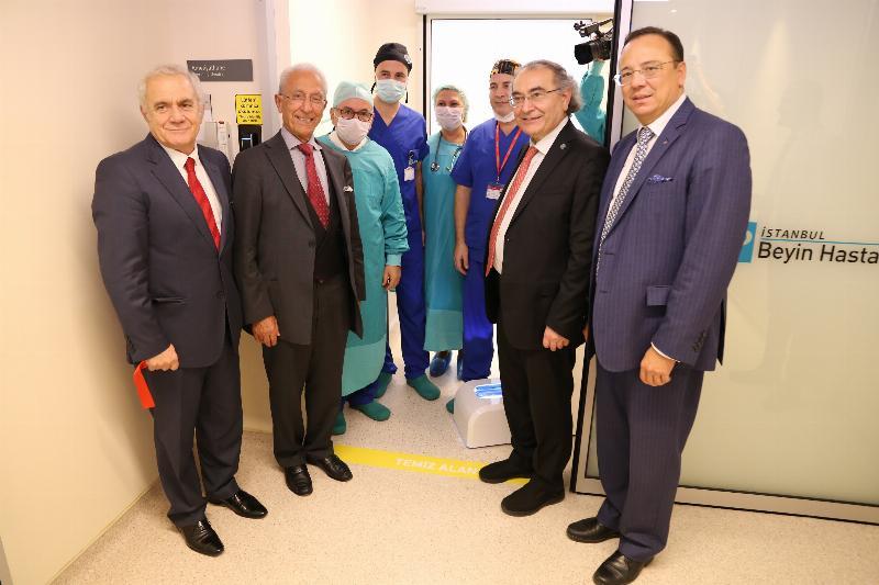 Ünlü beyin cerrahı Prof. Dr. Madjid Samii'ye  Üsküdar Üniversitesinden Fahri Doktora 6