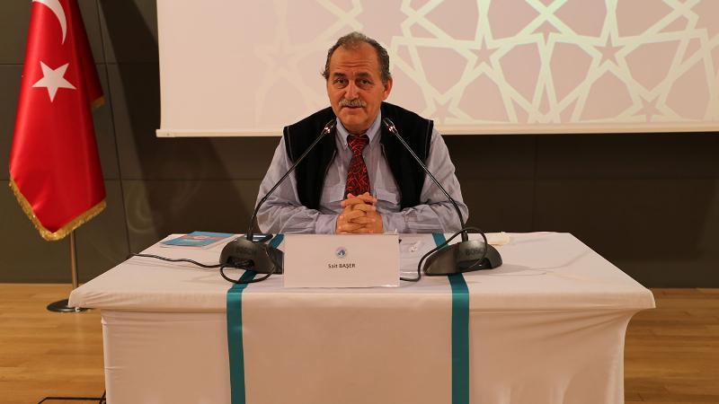 """""""İslam'da Teslimiyet ve Şehadet Konferansı"""" yapıldı"""