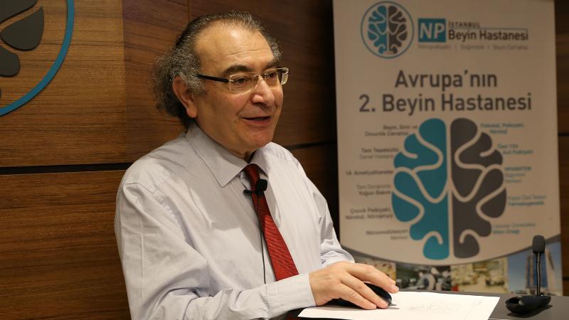 Prof. Dr. Nevzat Tarhan Psikiyatri ve Nörobilim Devrimi anlattı
