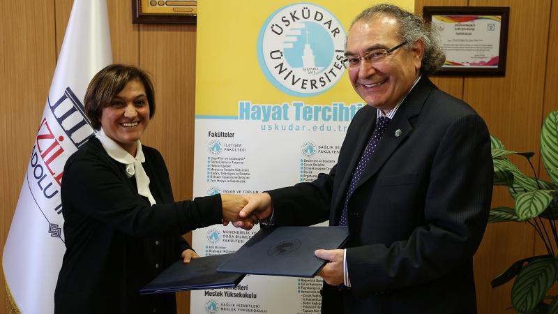 Üsküdar Üniversitesi yeni bir işbirliği protokolüne imza koydu