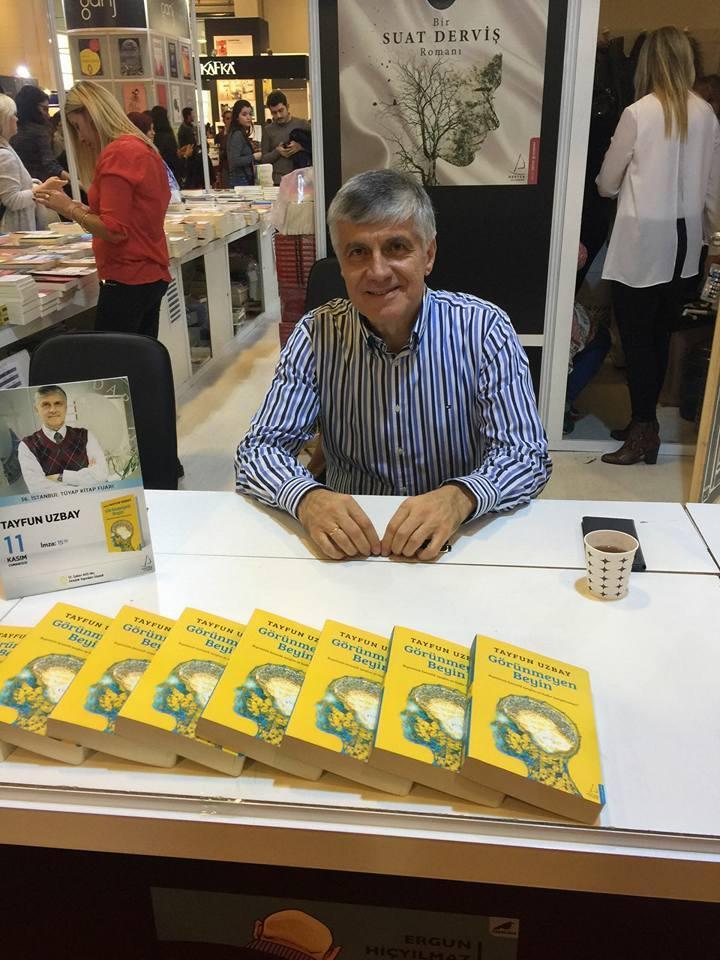 """TÜYAP Kitap Fuarı'na """"Üsküdar"""" damgası 4"""