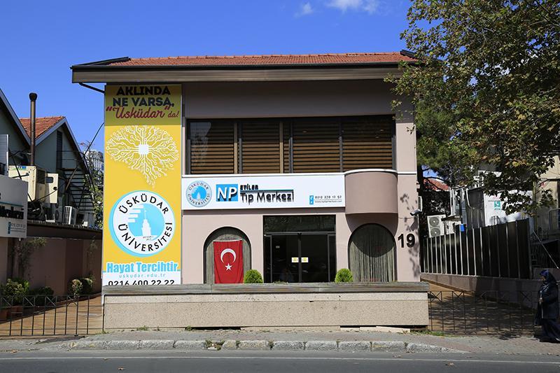 Üsküdar Üniversitesi NP Feneryolu Tıp Merkezi ve NP Etiler Tıp Merkezi  yeni tedavi alanlarıyla hizmet vermeye devam ediyor. 2