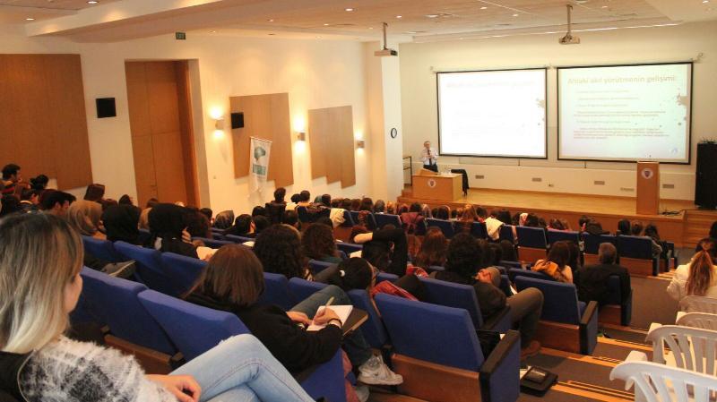 Prof. Dr. Nevzat Tarhan Bilkentliler'e iyi, kötü ve suç kavramlarını anlattı 2