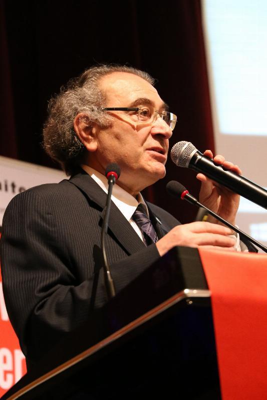 Prof. Dr. Nevzat Tarhan'dan Ordu'da bir günde üç konferans 2