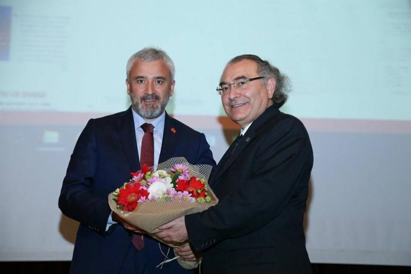 Prof. Dr. Nevzat Tarhan'dan Ordu'da bir günde üç konferans 8