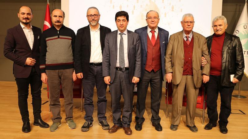 Sosyolojinin duayenleri Üsküdar Üniversitesi'nde değişen dünyaya sosyolojik perspektiften baktı 5