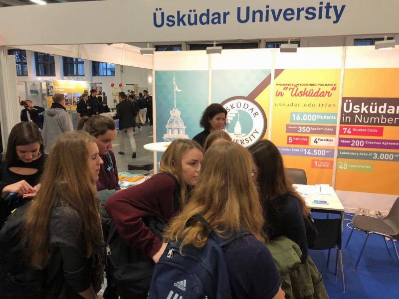 Üsküdar University is once again in the international arena