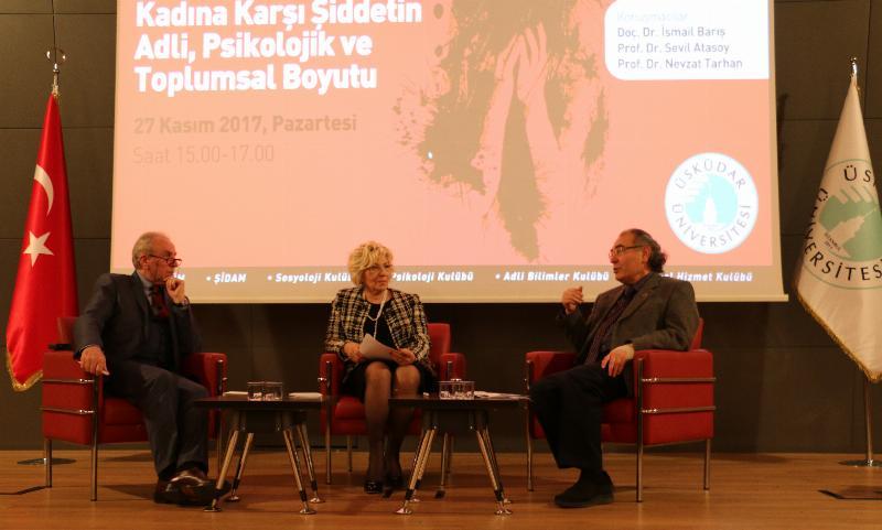 """Prof. Dr. Nevzat Tarhan: """"Kadına sadece karnındaki bebeği şiddet uygulayabilir"""""""
