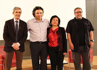 Deneyimli gazeteciler Üsküdar Üniversitesi'nde