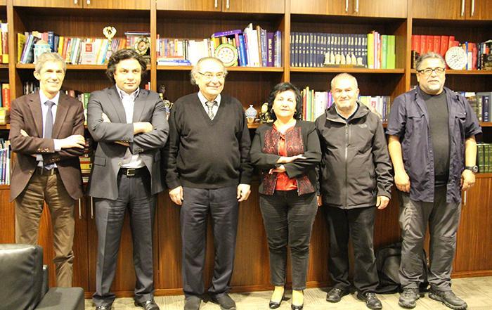 Deneyimli gazeteciler Üsküdar Üniversitesi'nde 5