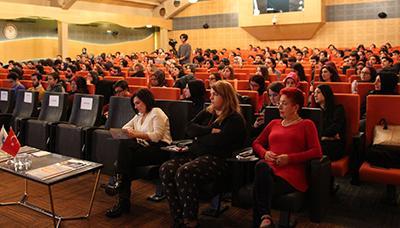 Deneyimli gazeteciler Üsküdar Üniversitesi'nde 2