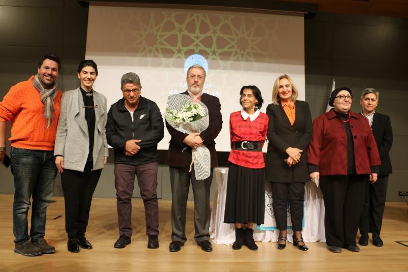 """Prof. Dr. Mahmud Erol Kılıç: """"Hz. Muhammed'i anlamamız ve ruhumuzda hissetmemiz çok önemli"""" 3"""