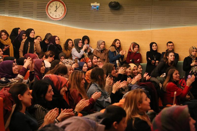 Otistik öğrencilerin performansı ayakta alkışlandı 2