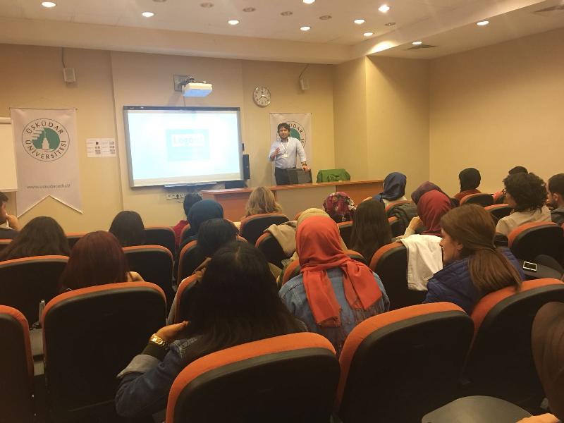 Ergoterapi öğrencilerine teknoloji bağımlılığı anlatıldı