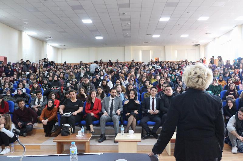 Atasoy'dan Kriminoloji Suç ve Delil Konferansı