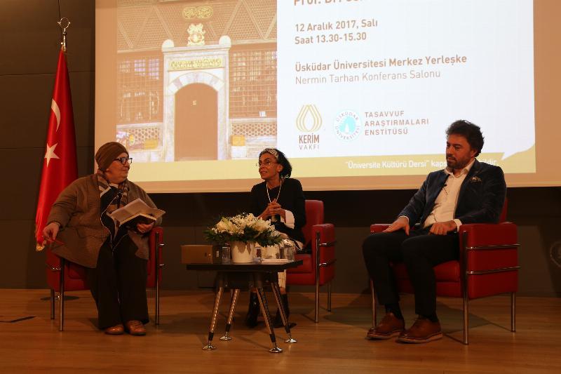 """Prof. Dr. Nevzat Tarhan: """"İnsanlığın bilgeliğe ihtiyacı var"""" 4"""