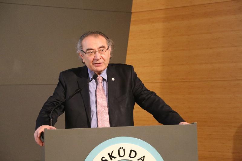 """Prof. Dr. Nevzat Tarhan: """"İnsanlığın bilgeliğe ihtiyacı var"""" 2"""