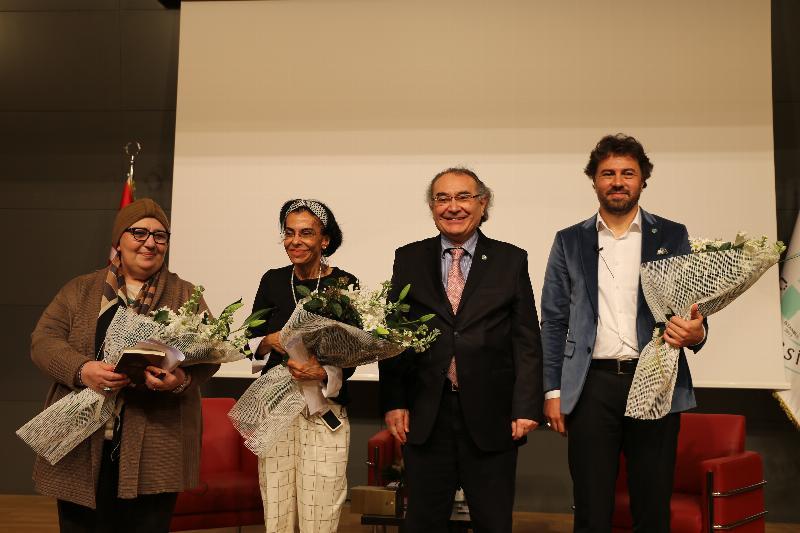 """Prof. Dr. Nevzat Tarhan: """"İnsanlığın bilgeliğe ihtiyacı var"""" 6"""