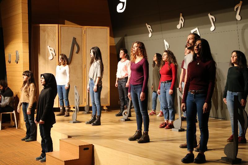 Üsküdar'da şarkı olmuş şiirler dinletisi