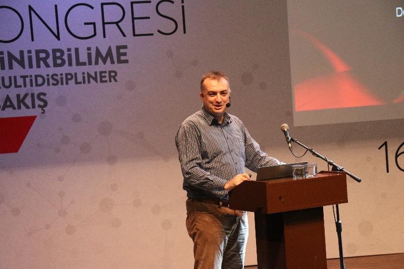 """Prof. Dr. Nevzat Tarhan: """"Sinir bilim bilimin geleceği"""" 5"""