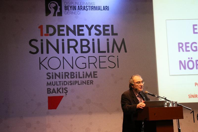 """Prof. Dr. Nevzat Tarhan: """"Sinir bilim bilimin geleceği"""""""