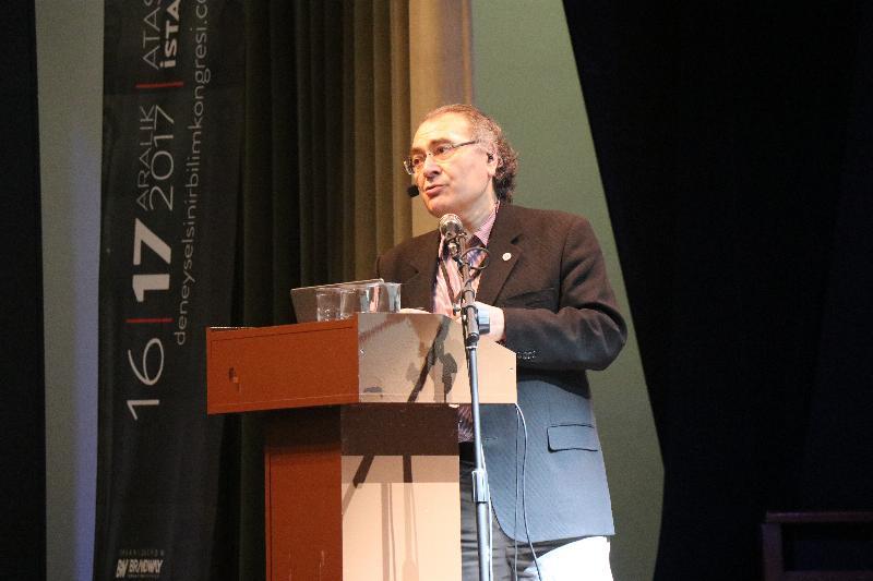 """Prof. Dr. Nevzat Tarhan: """"Sinir bilim bilimin geleceği"""" 2"""