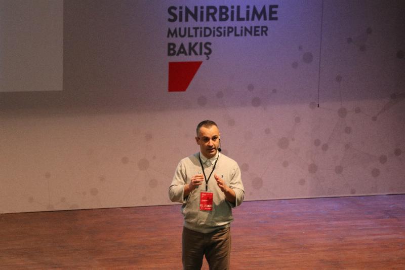 """Prof. Dr. Nevzat Tarhan: """"Sinir bilim bilimin geleceği"""" 3"""