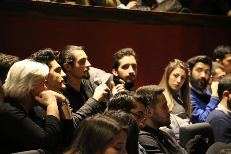 Prof. Dr. Nevzat Tarhan ve Prof. Dr. Sinan Canan Marketing6 Zirvesine katıldı 4