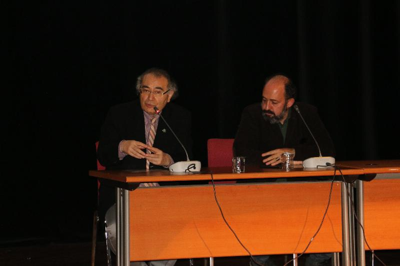 Prof. Dr. Nevzat Tarhan ve Prof. Dr. Sinan Canan Marketing6 Zirvesine katıldı 2