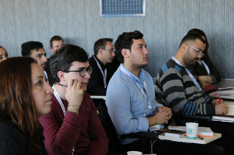 2. CRISPR-CAS9 DNA Ameliyatı Çalıştayı Üsküdar Üniversitesinde yapıldı 2