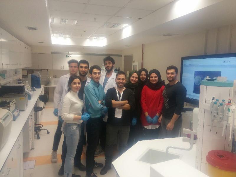 2. CRISPR-CAS9 DNA Ameliyatı Çalıştayı Üsküdar Üniversitesinde yapıldı 4