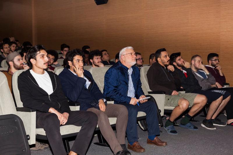 """Prof. Dr. Tayfun Uzbay: """"Algı ile çıkar elde edenlere karşı irademizi eğitmeliyiz"""" 2"""