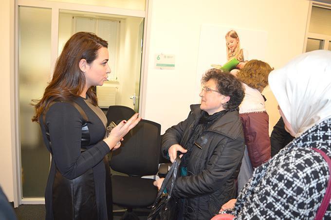 Köln'de Sağlıklı Sohbetler başladı 3