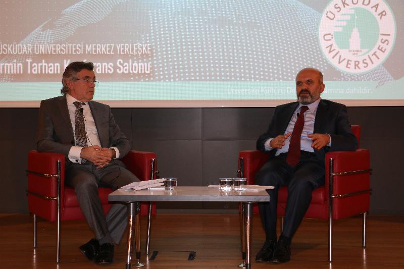 TV yayıncılığı ve rekabet Üsküdar'da konuşuldu