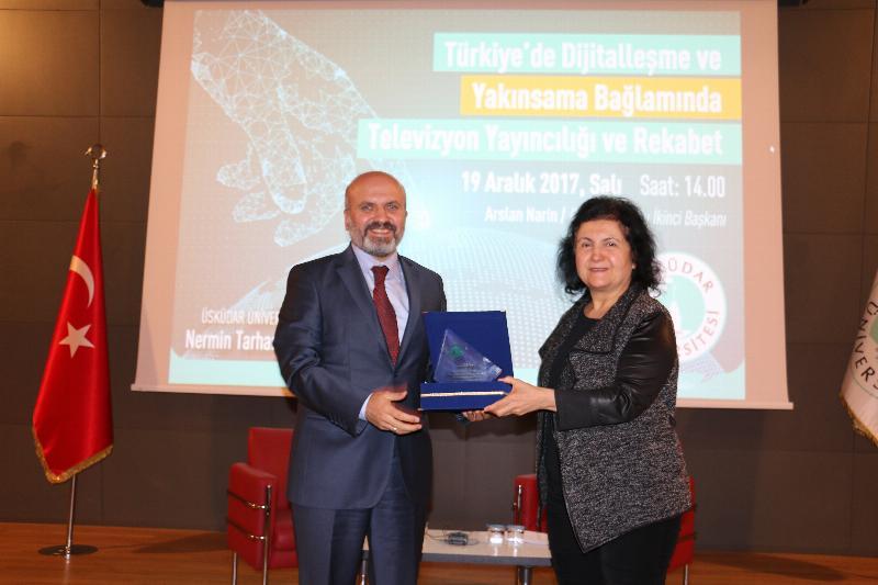 TV yayıncılığı ve rekabet Üsküdar'da konuşuldu 3