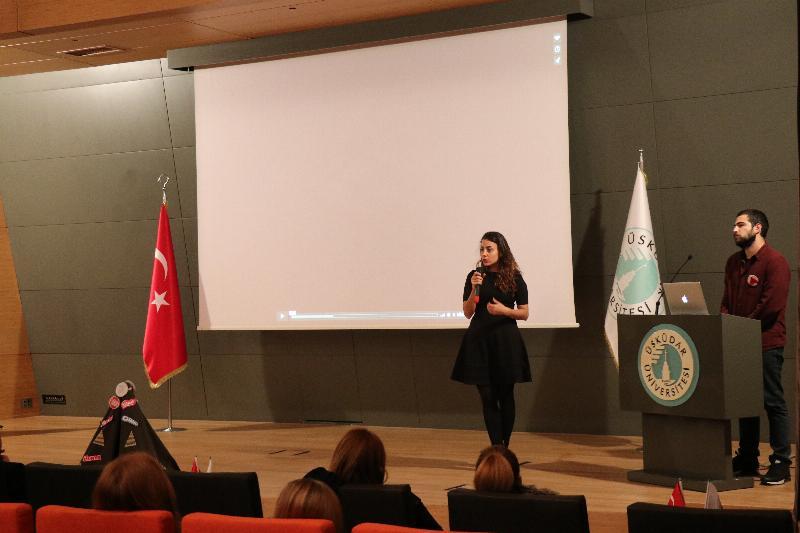 Reklamcılar Üsküdar Üniversitesi'nde 3