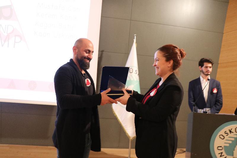 Reklamcılar Üsküdar Üniversitesi'nde 7