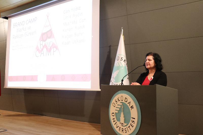 Reklamcılar Üsküdar Üniversitesi'nde 2